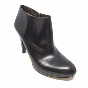 Women's Via Spiga Booties Clogs Shoes Size 9M